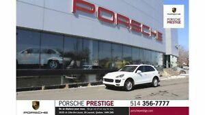 2016 Porsche Cayenne Base Pre-owned vehicle 2016 Porsche Cayenne