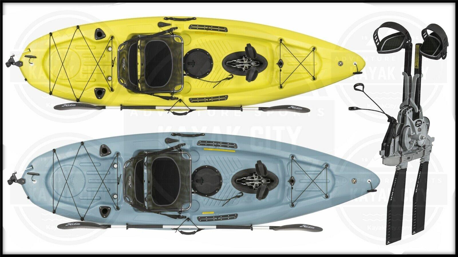 2019 Hobie Mirage Passport 10.5 - Fishing Kayak w/180 Revers