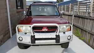 2003 Mitsubishi Pajero Exceed Wagon Goodwood Glenorchy Area Preview