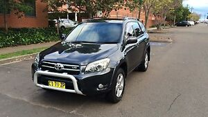 2008 Toyota RAV4 SX6 Liverpool Liverpool Area Preview