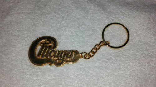 Chicago Band Keychain Memorabilia