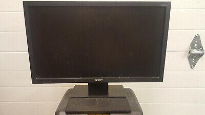 "Acer V206HQL 19.5"" Widescreen 1600x900 LED Backlit LCD Monitor VGA DVI"