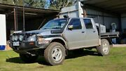 Nissan Navara ST-R D22 4x4 Maffra Wellington Area Preview