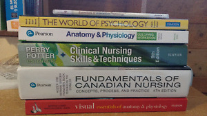 Practical Nursing Textbooks- Algonquin Pembroke