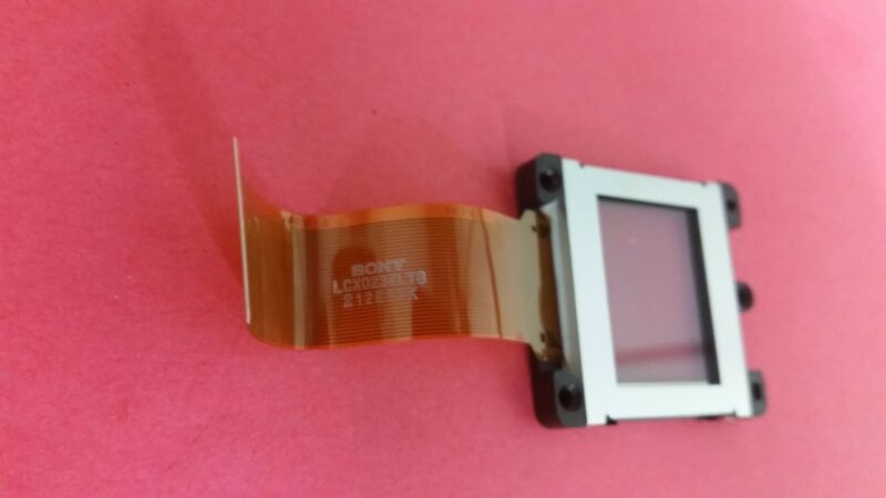 sony lcx023elt8  green lcd panel from x490u MITSUBISHI projector