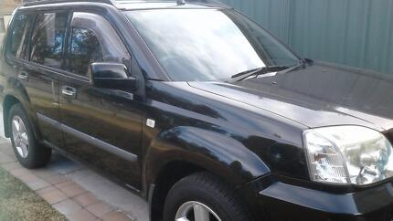 2007 Nissan X-trail SUV Manual 12 months rego Plumpton Blacktown Area Preview