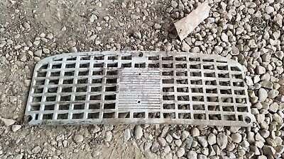 Ih International Farmall 460 560 Cast Grill Insert Top Metal