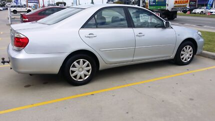 April 2006 Toyota Camry- Excellent condition 4 cyl Perth CBD Perth City Preview