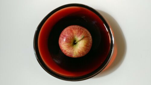 ORREFORS PU 3092/3 SVEN PALMQUIST Ruby Red Brown cased Glass Dish