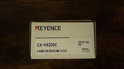 Keyence Ca-hx200c 16x Speed 2 Megapixel Mp Color Camera