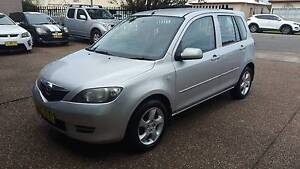 2004 Mazda 2 MAXX Hatchback 1.5LITRE 4 CYLINDER - AUTOMATIC Waratah Newcastle Area Preview
