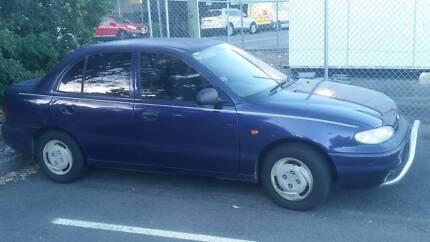 1995 Hyundai Excel LX