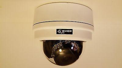 Digital Id View Iv-w2-addc Full Hd 1080 2mp Ip Ir Dome Camera Poe 3-9mm Vandal