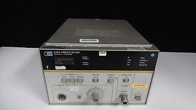 Hewlett Packard Hp 436 Power Meter