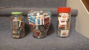 Collection of Vintage Matches