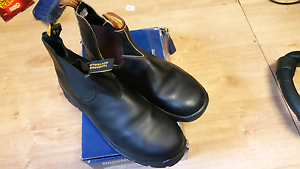 Blundstone black safety shoes size 12 Champion Lakes Armadale Area Preview