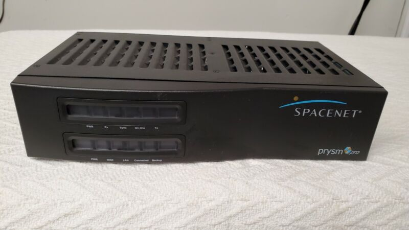 SpaceNet Prysm Pro Networking Router wifi excellent working condition