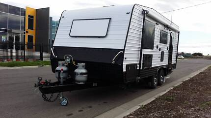 Brand new luxury caravan for sale from a manufacturer Campbellfield Hume Area Preview