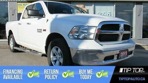 2013 Ram 1500 SLT ** One Owner, Clean CarFax, 5.7L V8, 4x4 **