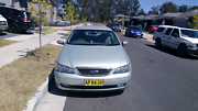 **Scrap*** 2003 Ford Fairmont Ghia Arndell Park Blacktown Area Preview
