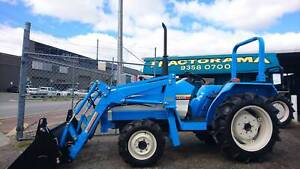 TRACTORAMA MITSUBISHI 25HP TRACTOR ( 4:1 BUCKET ) Welshpool Canning Area Preview