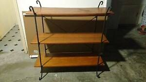 Wooden Shelving Unit New Farm Brisbane North East Preview