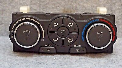 2007 08 09 Nissan Altima Heat A/C Temperature Climate Control Switch 27510JA200, used for sale  Holiday