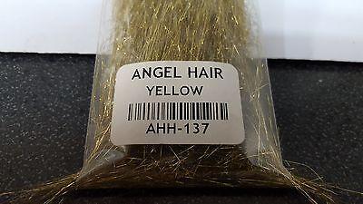 Angel Hair Original Larva Lace U.S.A Angel Hair BLACK PEARL