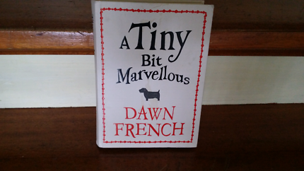 Dawn French A Tiny bit Marvelous