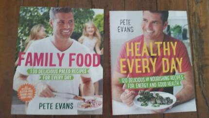 Pete evans paleo cookbooks excellent condition nonfiction books pete evans cook books forumfinder Images