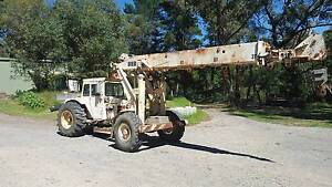 Tractor crane Mittagong Bowral Area Preview