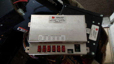 Federal Signal Corporation 6 Channel Led Flasher Model 501903 12vdc Series B