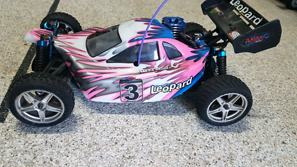 RC Nitro buggy