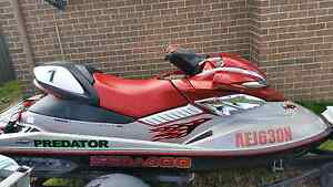2007 sea doo RXP supercharged  jet sky one owner  28 hours Orange Orange Area Preview