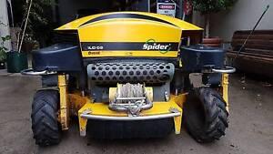Spyder ILD02 Remote Control Mower Northgate Brisbane North East Preview