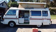 1990 Mazda E2000 Campervan LWB Pop-Top and Dual-Fuel (ULP+LPG) Bensville Gosford Area Preview