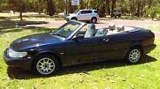 1997 Saab 900 Convertible Maida Vale Kalamunda Area Preview