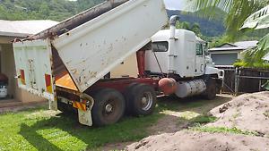 Mack tipper Mount Sheridan Cairns City Preview