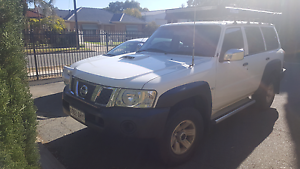 2007 Nissan Patrol DX 4x4 Wingfield Port Adelaide Area Preview