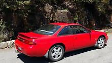 1995 Nissan S14 200sx Luxury - 218kw Lutana Glenorchy Area Preview