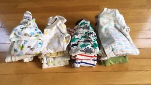 Baby boy clothes. (Nb-3months)