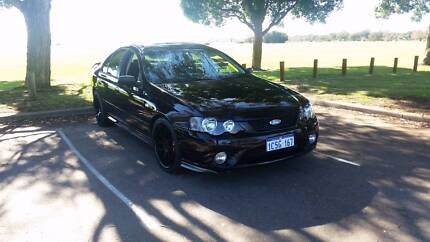 Ford Falcon XR6T BF2.5 Byford Serpentine Area Preview