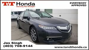 2016 Acura TLX Elite* Navi, Leather, Rear Camera, Heated Seats*