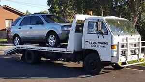Tow truck road side assistance towing from  $50 Epping Whittlesea Area Preview
