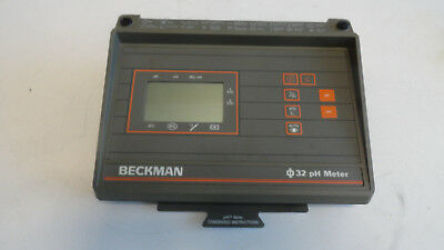 Beckman PHI32 32pH Laboratory pH/mV Meter- Read Description