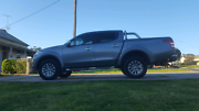 2016 Mitsubishi MQ Triton 4x4 turbo diesel 6 speed manual Kangaroo Flat Bendigo City Preview