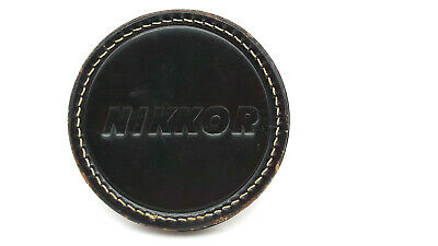 NIKON couvre-objectif en cuir NIKKOR leather lens cap 90mm-for 500mm f8 mirror ?