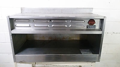 Wolf Range Natural Gas Cheese Melter Cmj36-29 No Rack Tested 36