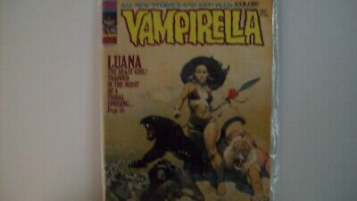 VAMPIRELLA  magazine, # 31, March 1974 ! long out of print, excellent condition !