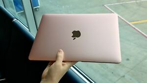 Early 2016 Macbook Retina - Rose Gold - Barely Used